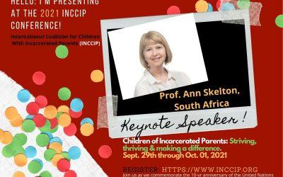 INCCIP 2021 Keynote Headliner Announced